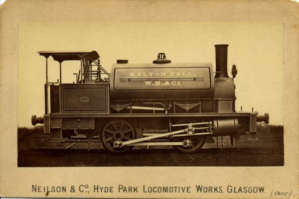 Kelton Fell locomotive pictures