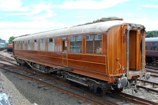 LNER Gresley Buffet Car No.644