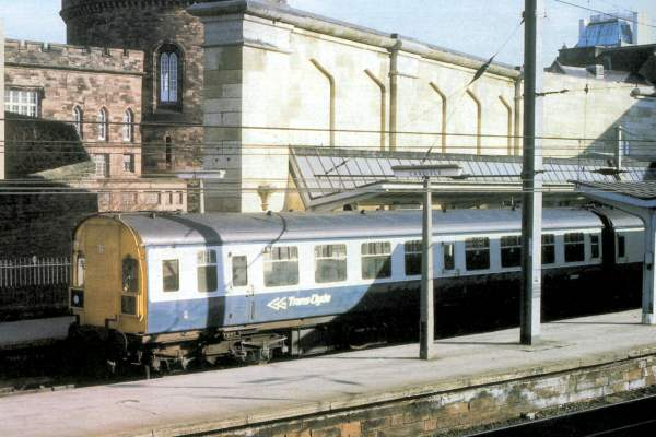'Swindon' Inter-City Class 126 DMU car Sc51017