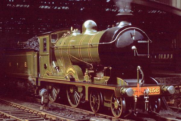4 4 0 North British Railway K Class No 256 Glen Douglas
